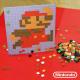 Imanes Pixel Super Mario Bros. de Nintendo