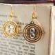 Harry Potter Temp Turner Earrings