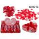 Confetti bath - hearts