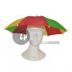 clown head umbrella