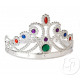 diadem inlaid with silver