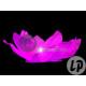 lantern floating pink lotus flower