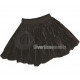 BLACK skirt Adult One Size