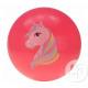PVC gonfiabile pallone 20 centimetri Unicorno Rosa