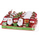gift box and about 12cm christmas