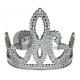 silver diadem