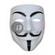 Anonymous mask b & w