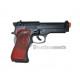 pistolet police 19cm