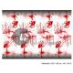 Halloween plastic tablecloth 2.70 x 1.36m
