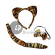 tigre accessori costume BLACK & BROWN