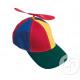 śmigło clown kapelusz