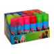 Lot of 24 color bombs for hair neon mix