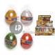 zestaw 12 magicznych jajek dinozaurów 6,75cm