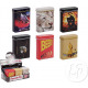 Cigarette box mix patterns
