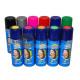 bomba colore per i capelli neri