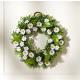 Deko Kranz Gänseblumen Türkranz Blumenkranz Blüten