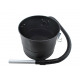 Fireplace ash vacuum cleaner 15l HEPA filter ODK00