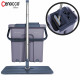 Cenocco CC-9070: Flat Mop With Gray Bucket