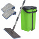 Cenocco CC-9077: Flat Mop With Green Bucket