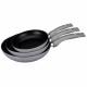 Royalty Line RL-FM3F3: Set of 3 frying pans