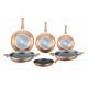Herzberg HG-6010; Cookware set