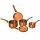 Herzberg HG-8044COP: Copper Cookware