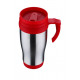 Renberg RB-3019; Red Insulated Bottle