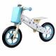 Kinderline WBC726.1: Turq wooden balance bike