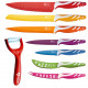 Royalty Line RL-COL7M; Set of color knives