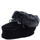 Baby Toddlers suede slipper sheep lambskin