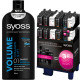 Syoss shampoo / conditioner in de 72er-display