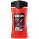 Axe Shower Gel 250ml Sopo Deportes explosiva