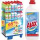 Ajax-allesreiniger op het display