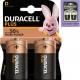 Batterij Duracell Plus MN1300 Mono 2er