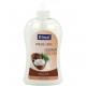 Dispenser voor vloeibare zeep met Elina 500ml koko