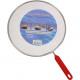 Splash pan for XL 28x35cm