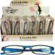 Gafas unisex gafas de lectura gafas de pasta