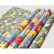 Oster-/ Frühjahrs Geschenkpapier Rolle 2mx70cm