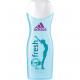 Adidas Dusch 250ml de las mujeres frescas