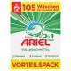 Ariel Pods 3in1 105WL heavy duty detergent