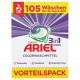 Ariel vainas 3en1 105WL Colorwaschmittel