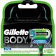 Gillette Body 5 ostrzy po 4