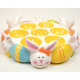 Luxury Mega egg holder XL 21x6,5cm for 7 eggs