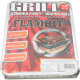 Grill Single grill 500g 27x22x5cm with grill charc