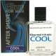 Scheren After Shave Elina Cool 100ml glazen fles