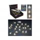 Miękkie białego światła, ciepła, 20 LED sortowania