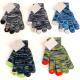 Winter Damen Handschuh con función táctil de 5 col