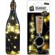 LED de cadena ligera de botellas corchos blanco 10