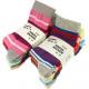 Sokken Dames 5er Ringelsocken kleuren geassorteerd