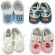 Chaussures bébé 6 mois de conception et de couleur